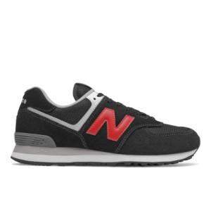 New Balance 574 Men's Lifestyle Shoes - Black (ML574HY2)