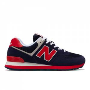 New Balance 574 Essentials Men's Sneakers Shoes - Pigment (ML574MUA)