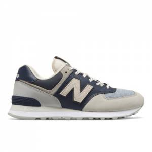New Balance 574 Men's Shoes - Grey (ML574MX)
