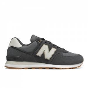 New Balance 574 Men's Sneakers Shoes - Dark Grey (ML574SNL)