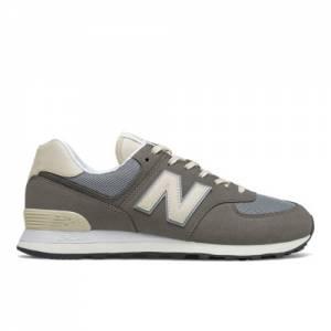 New Balance 574 Men's Lifestyle Shoes - Grey (ML574SRP)