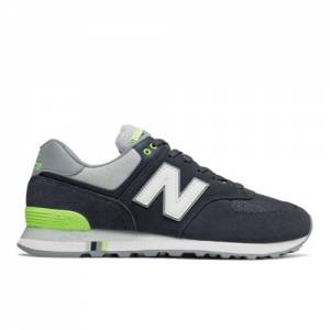 New Balance 574 Summer Shore Men's Shoes - Navy (ML574TFL)