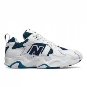 New Balance 650 Men's Running Classics Shoes - White (ML650WNV)