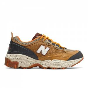 New Balance 801 Men's Running Classics Lifestyle Shoes - Yellow (ML801NEC)