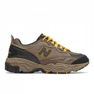 New Balance 801 Men's Trail Running Classics Shoes - Brown (ML801SB)