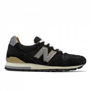 New Balance 996 Made in USA Men's Shoes - Black (ML996EK)