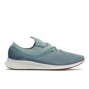 New Balance Fresh Foam Lazr Heathered Men's Neutral Cushioned Shoes - Blue (MLAZRES)