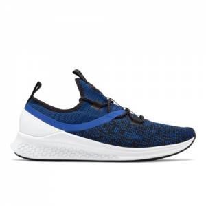New Balance Fresh Foam Lazr Sport Men's Neutral Cushioned Shoes - Blue / Black (MLAZRMR)