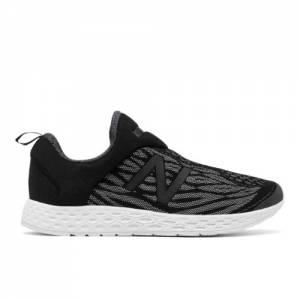 New Balance Fresh Foam Zante Slip-on Men's Sport Style Sneakers Shoes - Grey / Black (MLSZANTA)