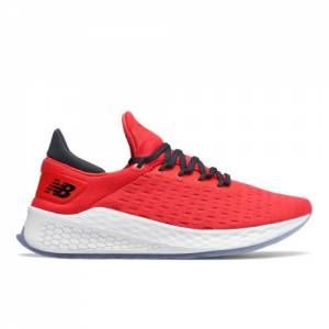 New Balance Fresh Foam Lazr v2 HypoKnit Men's Running Shoes - Red (MLZHKLE2)