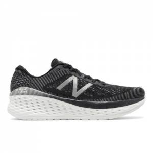 New Balance Fresh Foam More Men's Neutral Cushioned Shoes - Black (MMORBK)
