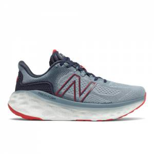 New Balance Fresh Foam More v3 Men's Running Shoes - Grey (MMORLG3)