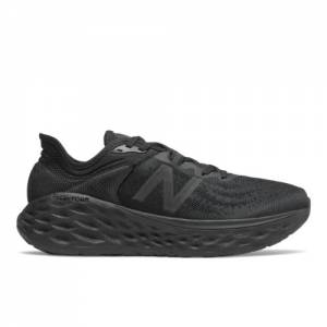 New Balance Fresh Foam More v2 Men's Running Shoes - Black (MMORTB2)
