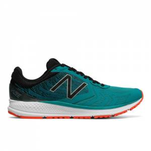 New Balance Vazee Pace v2 Men's Speed Shoes - Green / Black / Orange (MPACECR2)