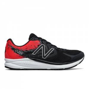 New Balance Vazee Prism v2 Men's Speed Shoes - Black / Red / White (MPRSMBR2)