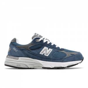New Balance Made in USA 993 Men's Lifestyle Shoes - Blue (MR993VI)