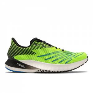 New Balance FuelCell RC Elite Men's Racing Flats Running Shoes - Green (MRCELYB)