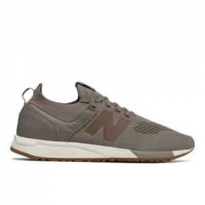 New Balance 247 Decon Men's Sport Style Shoes - Brown (MRL247DT)