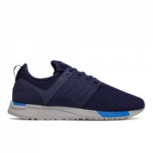 New Balance 247 Sport Men's Sport Style Shoes - Navy / Blue (MRL247KN)