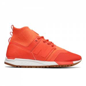 New Balance 247 Mid Men's Sport Style Mid-Cut Shoes - Orange (MRL247OX)
