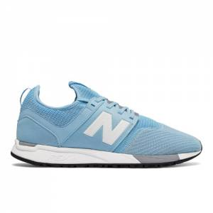 New Balance 247 Classic Men's Sport Style Sneakers Shoes - Light Blue (MRL247SB)