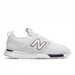 New Balance 247 Classic Men's Sport Style Shoes - White (MRL247TR)