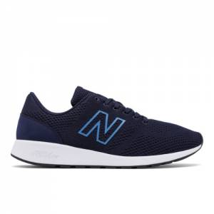 New Balance 420 Re-Engineered Men's Sport Style Sneakers Shoes - Navy / Blue (MRL420RN)
