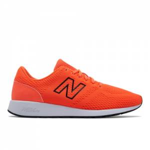 New Balance 420 Re-Engineered Men's Sport Style Sneakers Shoes - Orange / Black (MRL420SU)