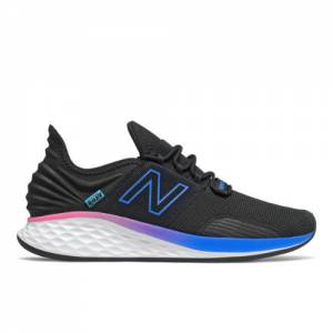 New Balance Fresh Foam Roav Boundaries Men's Running Shoes - Black (MROAVBB)