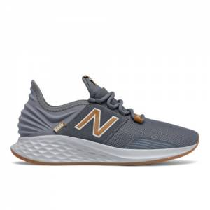 New Balance Fresh Foam Roav Backpack Men's Running Shoes - Grey (MROAVBG)