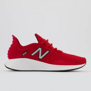 New Balance Fresh Foam Roav Men's Lifestyle Shoes - Red (MROAVJR)