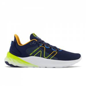 New Balance Fresh Foam Roav v2 Men's Running Shoes - Navy (MROAVSI2)