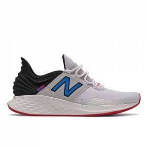 New Balance Fresh Foam Roav Men's Lifestyle Shoes - White (MROAVWL1)