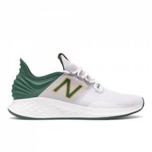 New Balance Fresh Foam Roav Men's Running Shoes - White (MROAVYA)