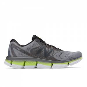 New Balance Rubix Men's Stability Running Shoes - Grey (MRUBXGY)