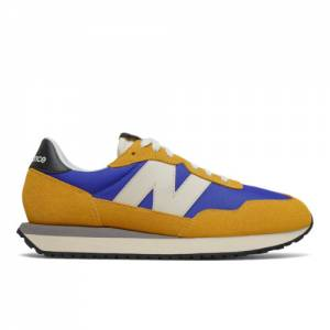 New Balance 237 Men's Lifestyle Shoes - Blue (MS237AA)