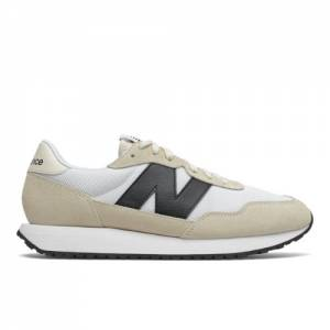 New Balance 237 Men's Lifestyle Shoes - Off White (MS237CB)