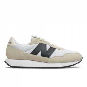 New Balance 237 Men's Lifestyle Shoes - Off White (MS237CB)