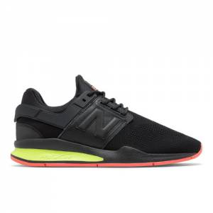 New Balance 247 Men's Sport Style Shoes - Black (MS247TT)