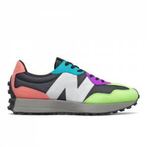 New Balance 327 Men's Lifestyle Shoes - Black (MS327EA)