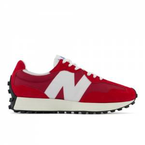New Balance 327 Men's Lifestyle Shoes - Red (MS327LD1)