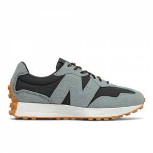 New Balance Unisex MS327V1 Lifestyle Shoes - Black (MS327RE1)