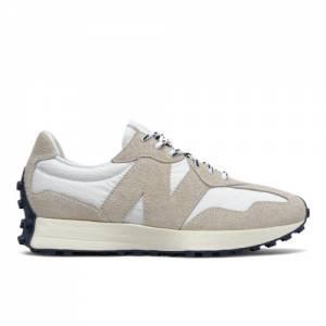 New Balance Unisex MS327V1 Lifestyle Shoes - Off White (MS327RF1)