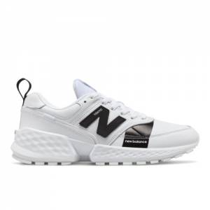 New Balance 574 Sport Flight Path Men's Sport Style Shoes - White (MS574AGC)