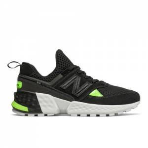 New Balance 574 Sport Men's Sport Style Shoes - Black (MS574BRB)