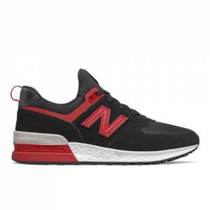New Balance 574 Sport LFC Men's Sport Style Shoes - Black (MS574LF)