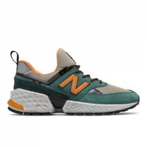 New Balance 574 Sport Men's Sport Style Shoes - Green (MS574LTB)