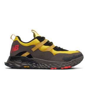New Balance Fresh Foam 850 All Terrain Men's Shoes - Yellow / Black (MS850TRF)