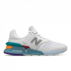 New Balance 997 Sport Men's Sport Style Shoes - White (MS997GFW)