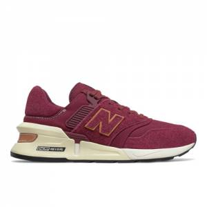 New Balance 997 Sport Men's Sport Style Shoes - Red (MS997LOH)
